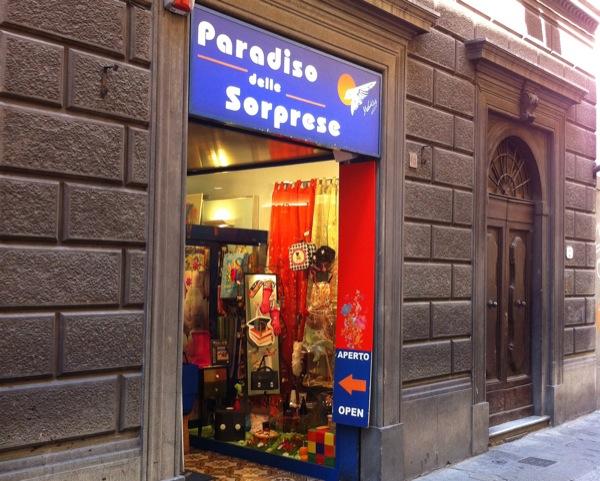 Paradiso delle sorprese torino